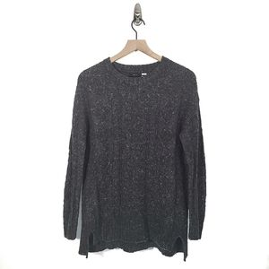 BDG Urban Outfitters Knit Elbow Patch Sweater